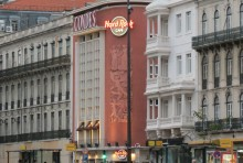 HARD ROCK CAFE' LISBONA