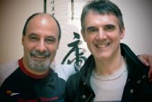 I Maestri Mandrà e Pepe - una collaborazione che dura da 23 anni!!!!!!