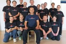 Il gruppo Pilota del corso di Formazione Istruttori Chen Taiji