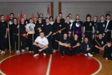 novembre '12 seminario di armi da competizioni e bastone kali